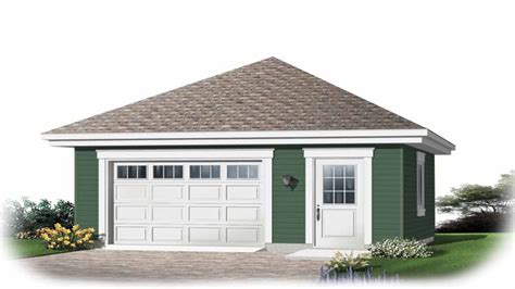 1 car garage one car garage kits one car garage plans quality house