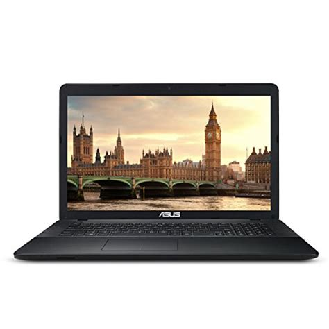 Ram Ddr3 8gb Untuk Laptop Asus asus x751na ds21q 17 3 quot hd laptop intel pentium processor 8gb ddr3 ram 1tb 5400rpm