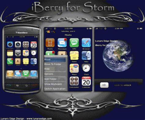 les themes blackberry iberry telecharger le meilleur th 232 me iphone pour blackberry