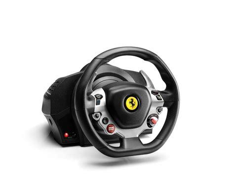 thrustmaster f430 racing wheel thrustmaster tx racing wheel 458