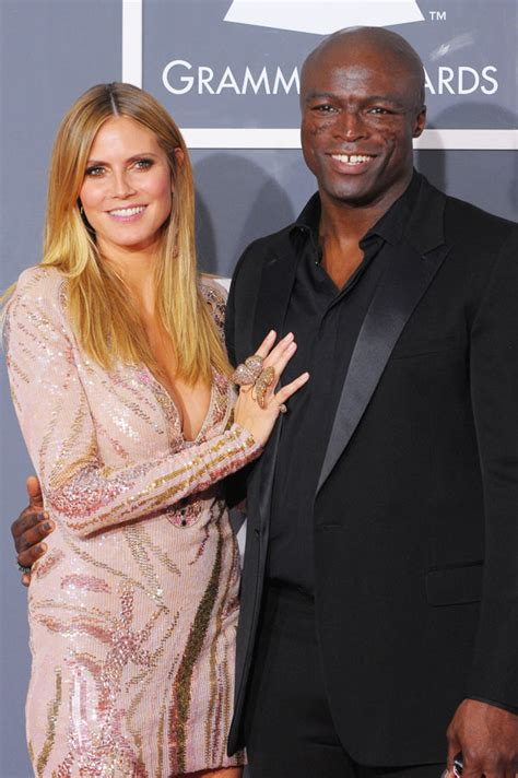 heidi klum surrounds herself with five real life clones at her heidi klum seal are over couple finalize divorce after