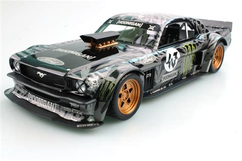 hoonigan mustang top marques collectibles ford mustang 1965 hoonigan ken