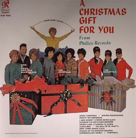 various a christmas gift for you from phil spector vinyl