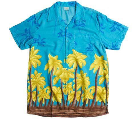 Tree Print Shirt large palm tree print hawaiian shirt ragstock
