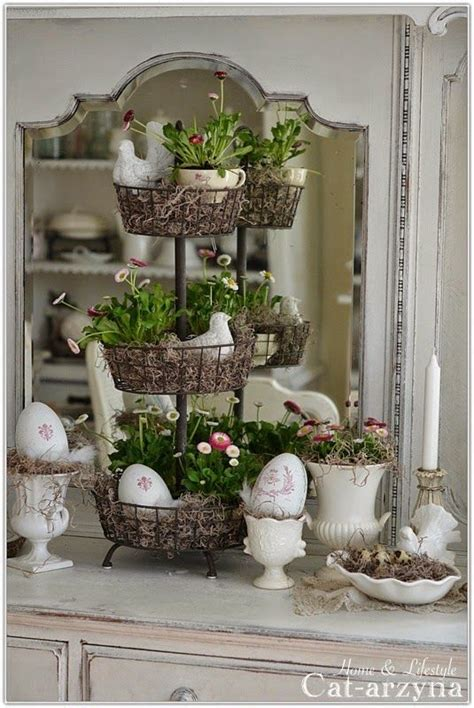 etagere nostalgie 326 best images about decorating for and easter on