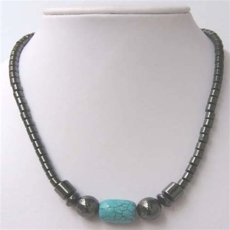 how to make magnetic jewelry china magnetic hematite jewelry bracelet necklace lariat