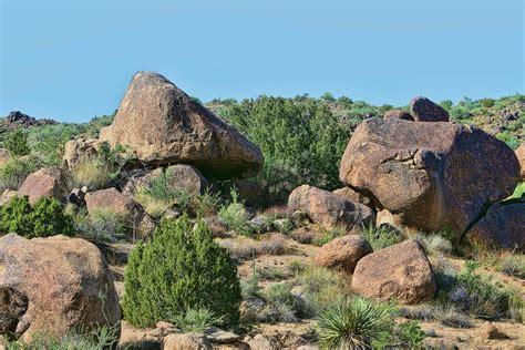 Landscape Rock Tempe Desert Landscape With Large Rocks Photograph By Phelps