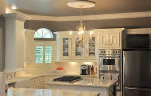 gray kitchen walls home