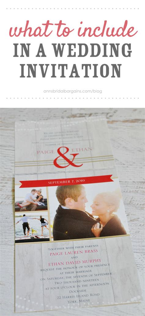 what should be included in a wedding invitation what to include in a wedding invitation