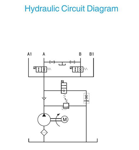 hydraulic lift wiring diagram wiring diagram schemes