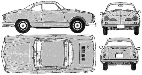 car volkswagen karmann ghia   photo thumbnail image  figure drawing pictures