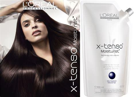 Extenso Loreal l oreal professionnel launches x tenso moisturist