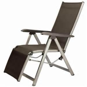 fauteuil transat jardin