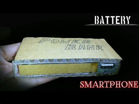 membuat powerbank dari hp ide kreatif membuat power bank dari baterai handphone