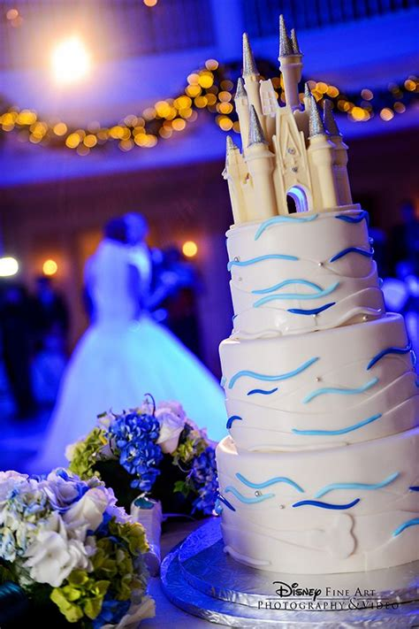 Wedding Wishes Happily After by Happily After Inspired Cake At A Walt Disney World