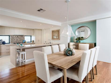 open kitchen dining room designs 15 open concept kitchens and living spaces with flow hgtv