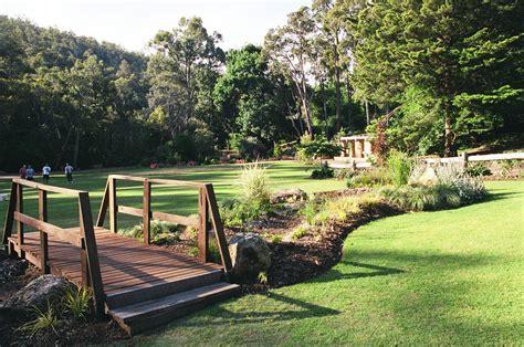 Araluen Botanical Garden Araluen Botanical Gardens Wedding Locations Easy Weddings
