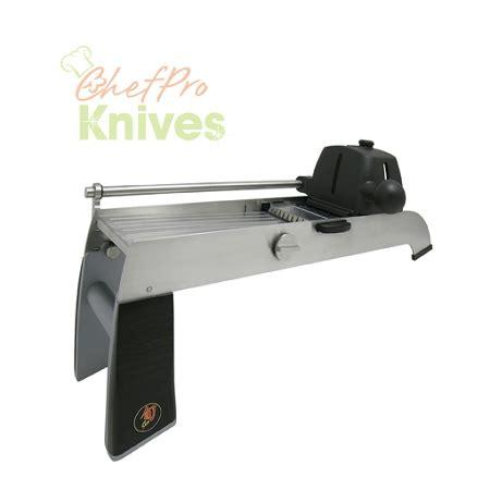shun pro mandolin food slicer vg0900