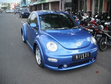 Vw Bug Biru kirim mobil kirim barang nomor kendaraan b 115 zi mobil vw beetle warna biru tujuan jakarta