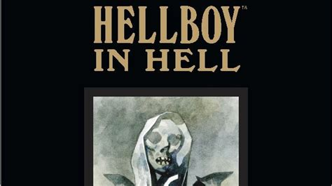 libro hellboy in hell library hellboy in hell library edition comic review impulse gamer