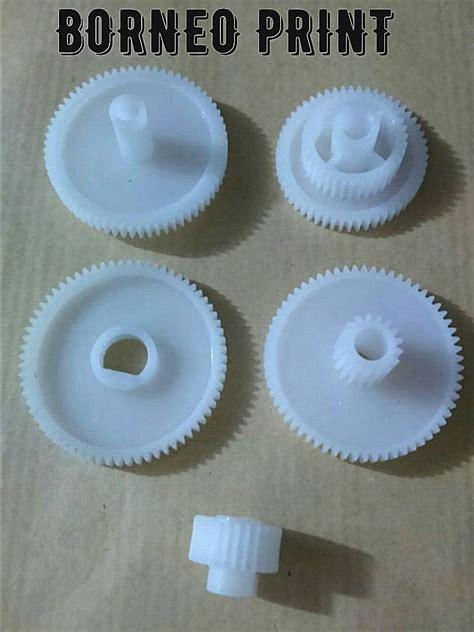 Gear Platen Epson Lx 310 Lq 310 jual gear set epson lx310 borneo print