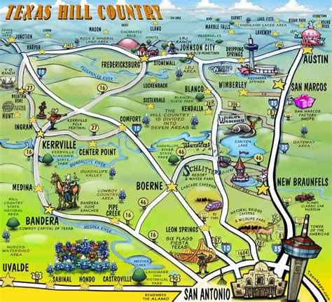 texas hill country maps texas hill country is quot the quot hill country