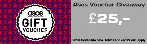 Asos Gift Card Code - free giveaways from codesium com