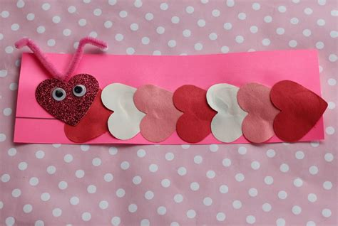Construction Paper Valentines Day Crafts - the chirping s day ideas for your