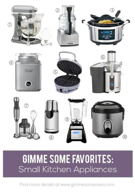 Best Small Kitchen Appliances - 25 best ideas about small kitchen appliances on pinterest tiny house appliances tiny
