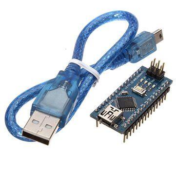 Kit Modul Jws Arduino Nano Kabel Mini Usb Geekcreit 174 Atmega328p Arduino Compatible Nano V3 Improved