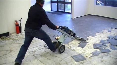 MAKINEX® Jackhammer Trolley JHT FASTEST WAY TO REMOVE