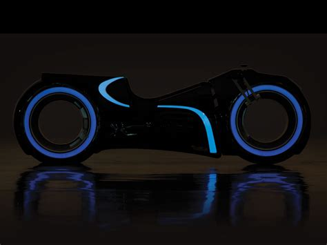 Tron Legacy Motorrad by Custom Tron Legacy Motorcycle Sells For 77 000 At