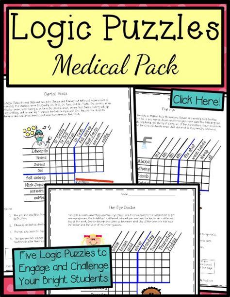 printable logic puzzles elementary m 225 s de 25 ideas incre 237 bles sobre group challenges for kids
