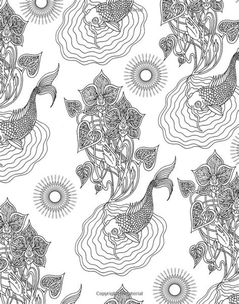 Art for Mindfulness: Vintage Fabric Patterns: Andrew
