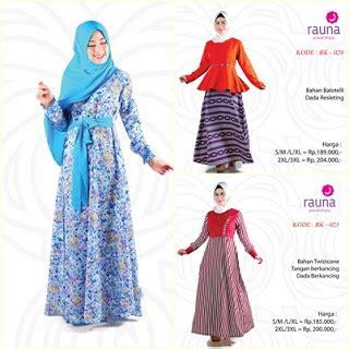 Gamis Anggunhijab Rk 027 koleksi gamis muslimah syar i rauna rk 20 23 29