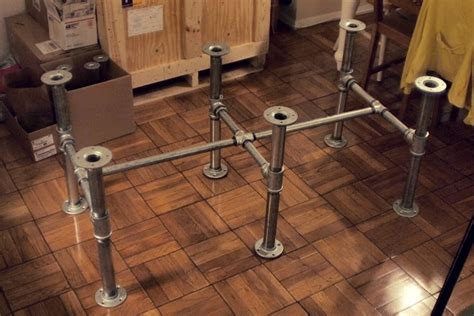 iron pipe table legs iron pipe table legs diy other stuff