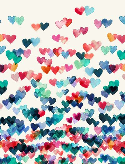 heart pattern pinterest a lovely set of hearts that can be used as a background or