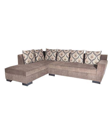 l shape sofa set archise l shape sofa set 3 3 buy archise l shape sofa
