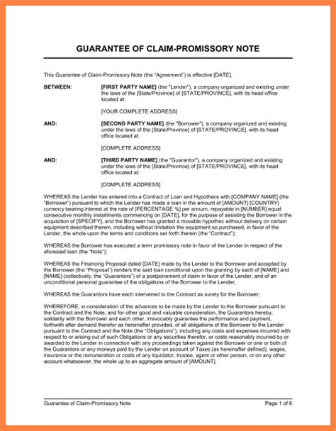suretyship agreement template secured transactions and suretyship gt gt 23
