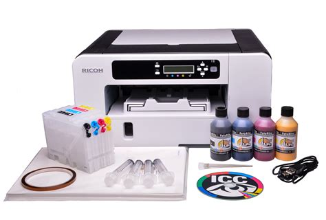 Printer Epson Di Gramedia ricoh aficio sg3110dn sublimation ink printer bundle with refillable cartridges ebay