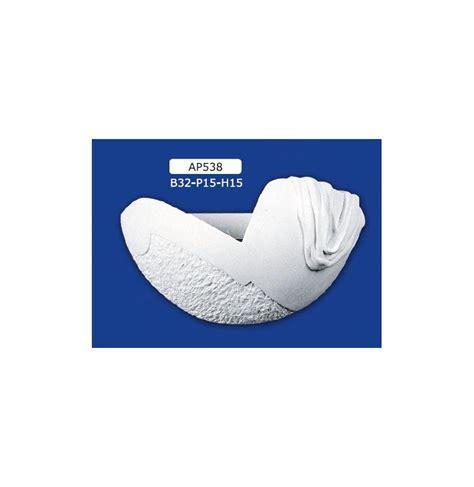 Applique Per Interni by Applique Per Interni In Gesso Ceramico Verniciabile 538