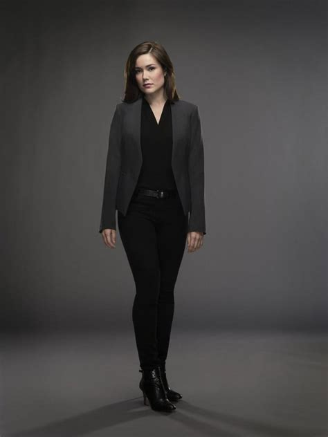 agent keane blacklist actress picture of megan boone