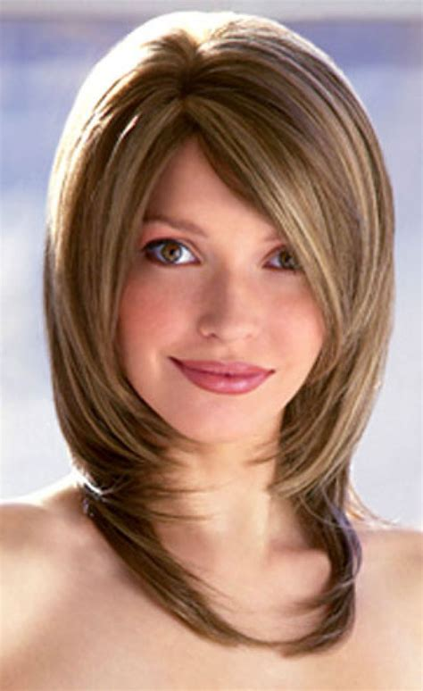 hairstyles bob length hair medium length bob hairstyles for round faces google