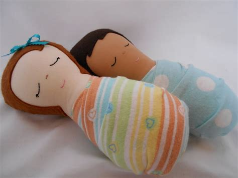 How To Make Handmade Dolls - how to make a simple handmade doll cloth doll baby