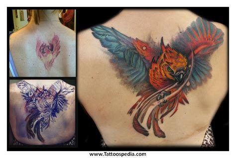 Phoenix Tattoo Cover Up Contest | cover up tattoos