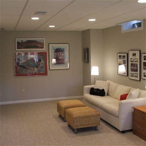 grey basement paint colors and color schemes