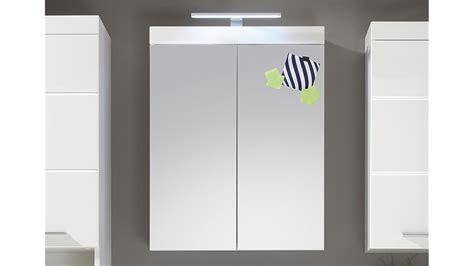 Spiegelschrank Badezimmer by Spiegelschrank Amanda Badezimmer Wei 223 Hochglanz Tiefzieh