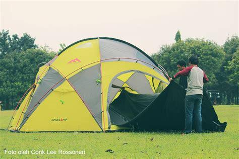 Tenda Wilderness Merapi Mountain Outdoor Equipment