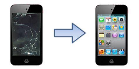 ipod menu layout broken screen ipod repair nyc ipod touch 4 screen repair new york