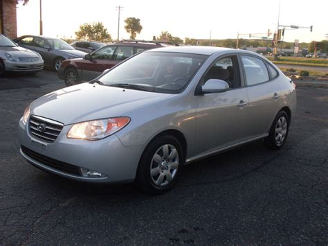 Hyundai Elantra 2007 by Ride Auto 2007 Hyundai Elantra Gls 4 Door Sedan 2 0